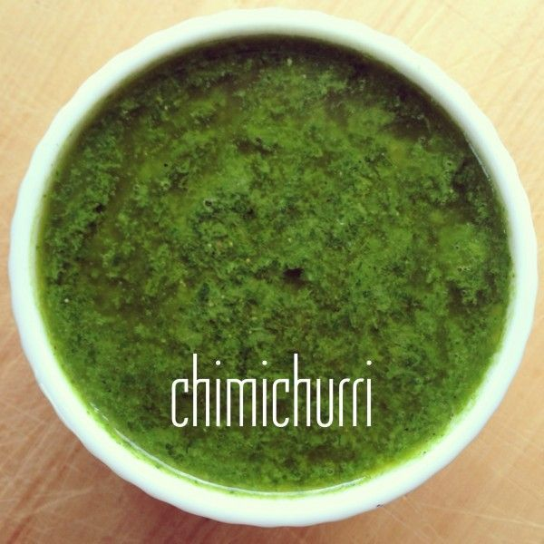 Chimichurri (gluten/sugar free, paleo, autoimmune protocol)   Feed Me Rachel   Bloglovin'