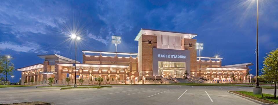 Park Art|My WordPress Blog_Richland High School Football Stadium