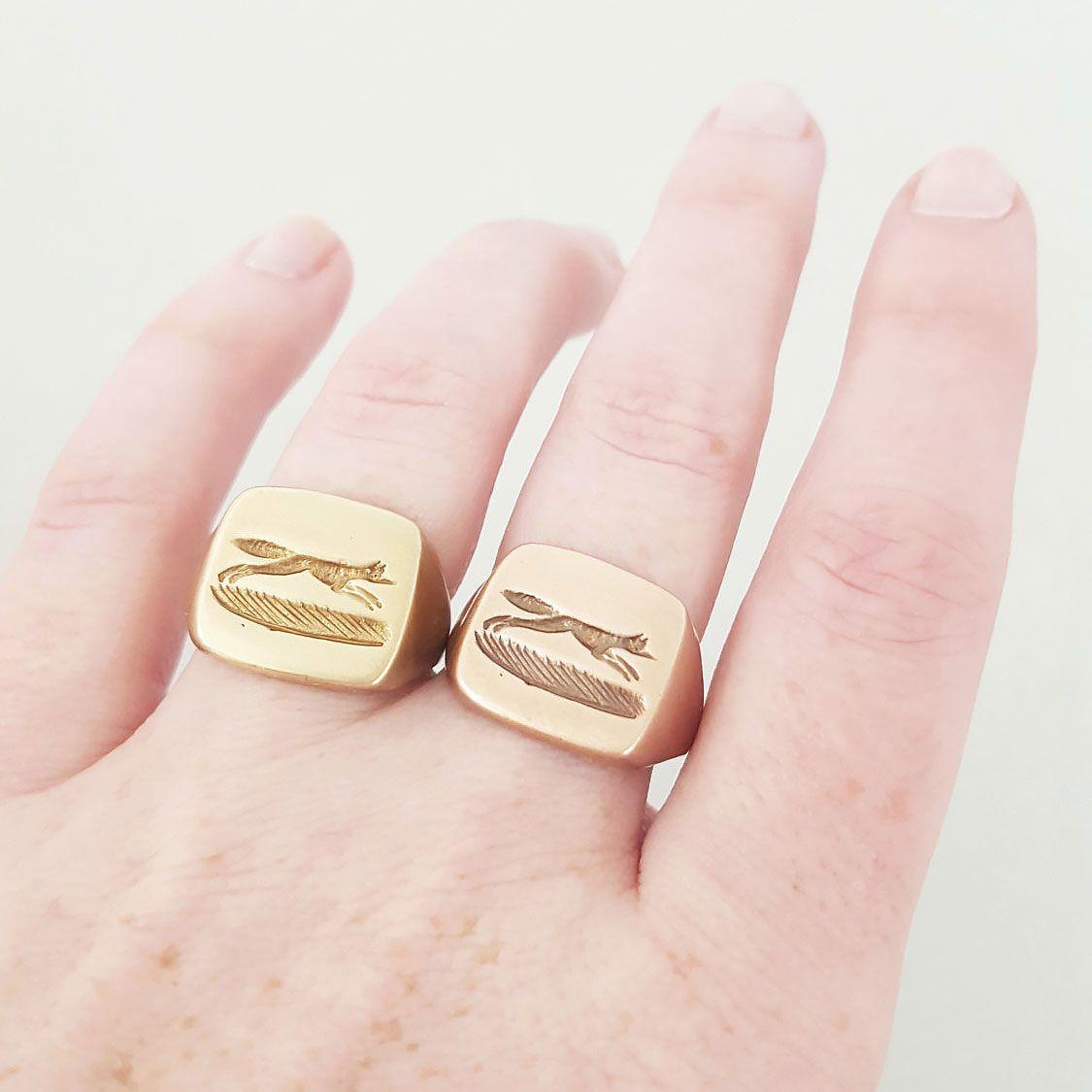 Badass Rings | accesories | Pinterest | Ring, Badass and Fox ring