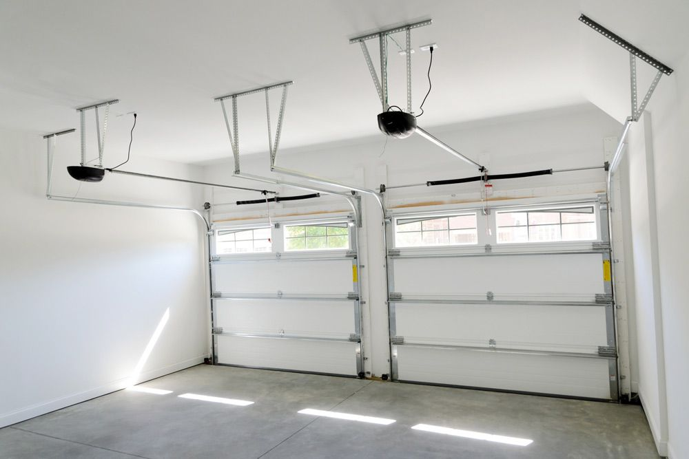How Thieves Can Break Into Your Home By The Garage Door Garage Doors Garage Door Opener Garage Interior