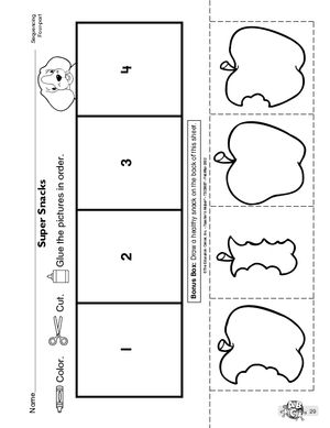 Number Names Worksheets kindergarten sequencing worksheet : 1000+ images about Teachy Things: Homework on Pinterest