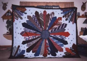 Quilt Patterns, Books and Discounted Supplies for the | necktie ... : necktie quilt patterns - Adamdwight.com