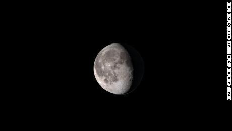 Nasa released a virtual tour of the Moon in 4k resolution