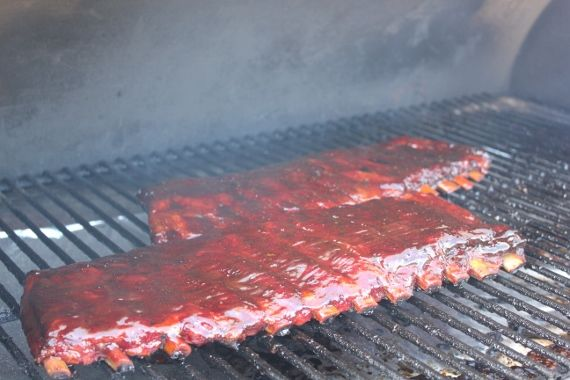 These Smoked Country Style Ribs Are The Perfect Sunday Dinner When You Re Looking For Something Smoked Country Style Ribs Smoked Pork Ribs Smoked Food Recipes
