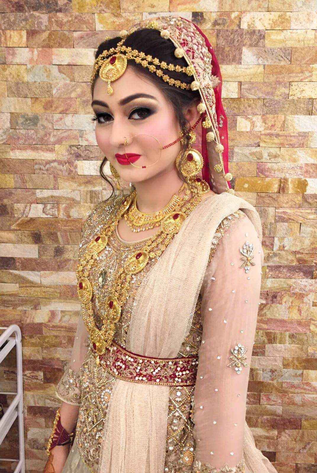 Makeup By New Look In 2019 Bridal Dresses Bridal Nose