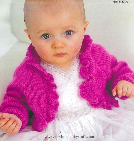 Baby Knitting Patterns This Pdf Knitting Pattern Is For A Easy To