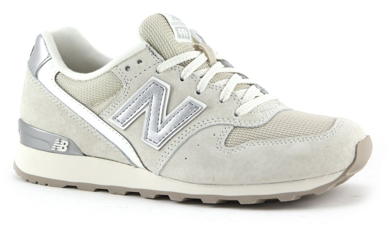 new balance dames sneakers beige