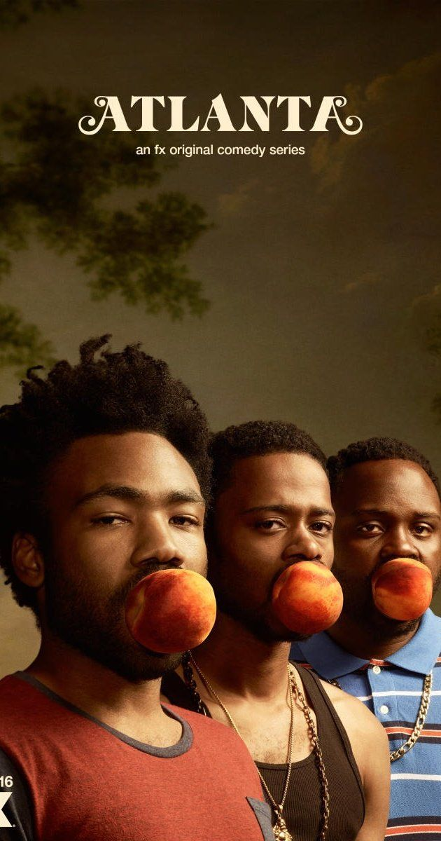"""Created by Donald Glover.  With Donald Glover, Brian Tyree Henry, Keith Stanfield, Zazie Beetz. Two cousins, with different views on art versus commerce, on their way up through the Atlanta rap scene; """"Earnest 'Earn' Marks,"""" an ambitious college drop-out and his estranged cousin, who suddenly becomes a star."""