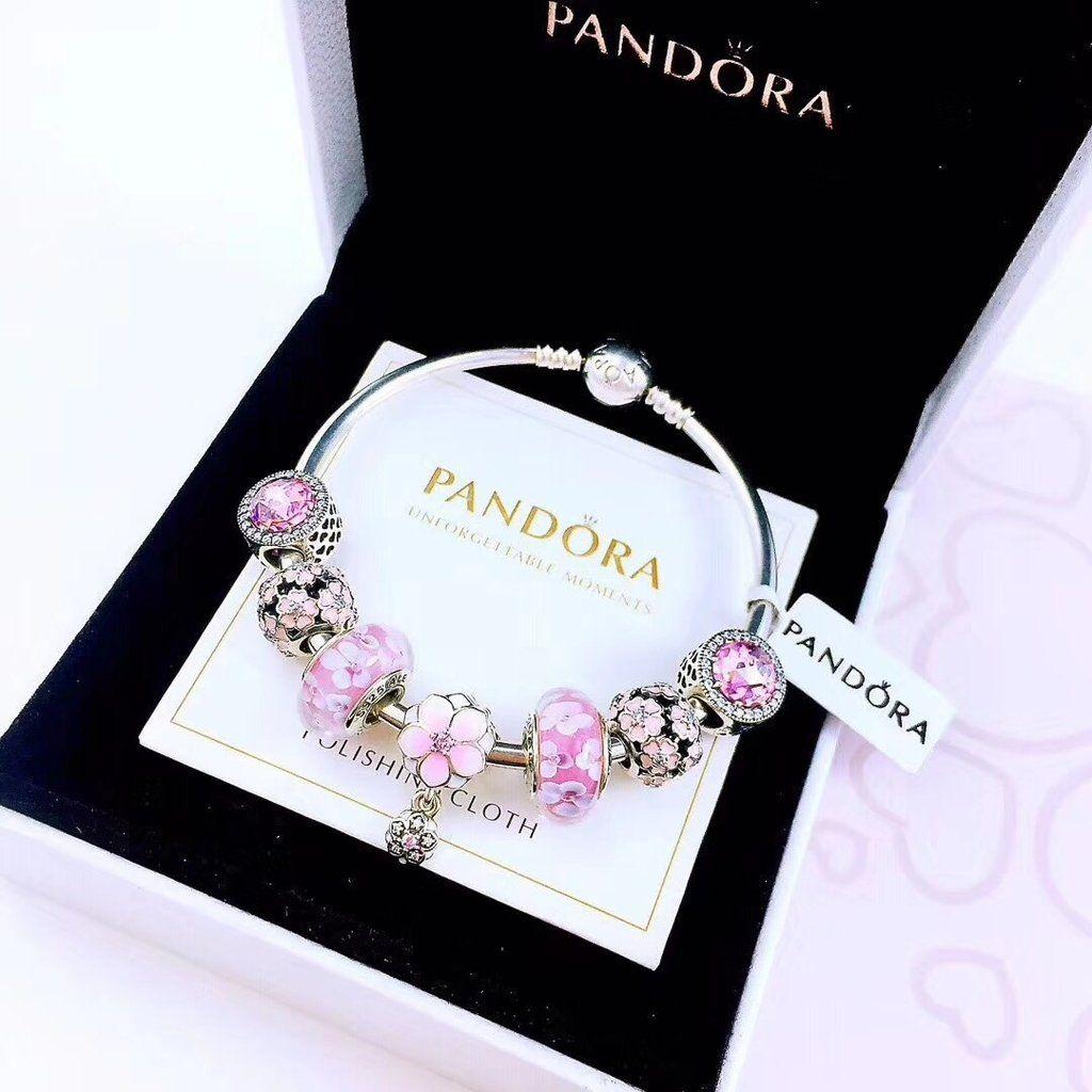 pandora magnolia drop charm
