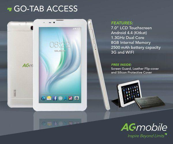 AG Go-Tab Access 2 Firmware Flash File [ROM Lollipop] | Aio