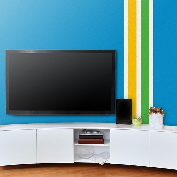 Nippon Paint Malaysia Colour Code True Blue NP PB 1534 D Livingroom Nipponpaintmalaysia Living Room IdeasMalaysia