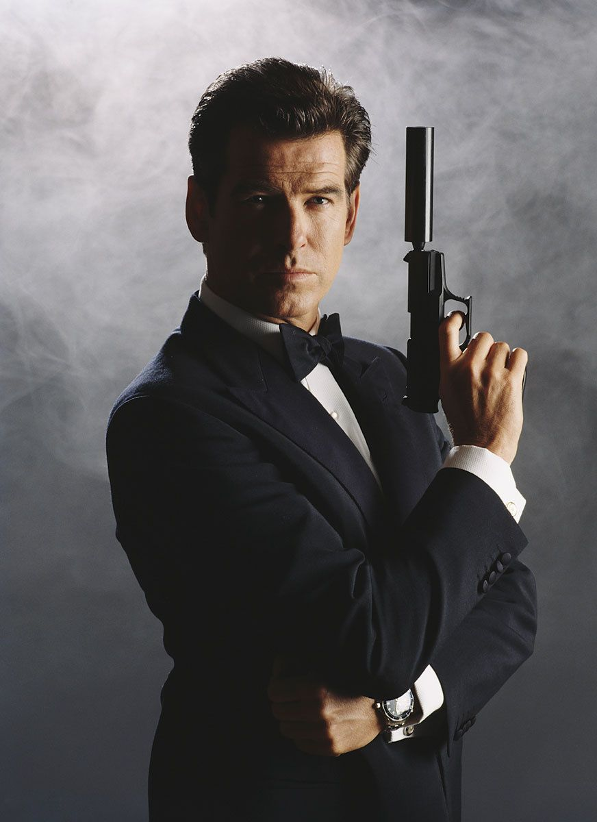 Pierce Brosnan Filme