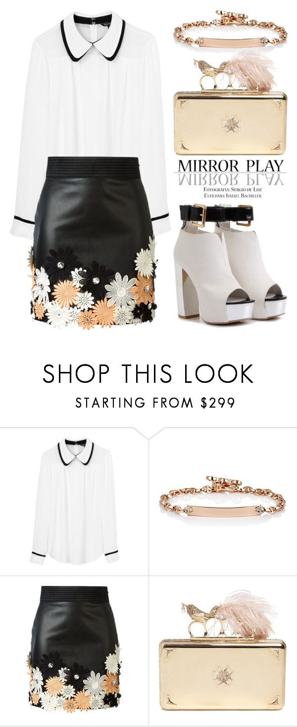 """Jan 7th (tfp)"" by boxthoughts ❤ liked on Polyvore featuring Tara Jarmon, Hoorsenbuhs, Emanuel Ungaro, Alexander McQueen and tfp"