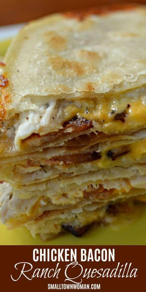 Chicken Quesadilla Recipe Recipes Food Mexican Food Recipes