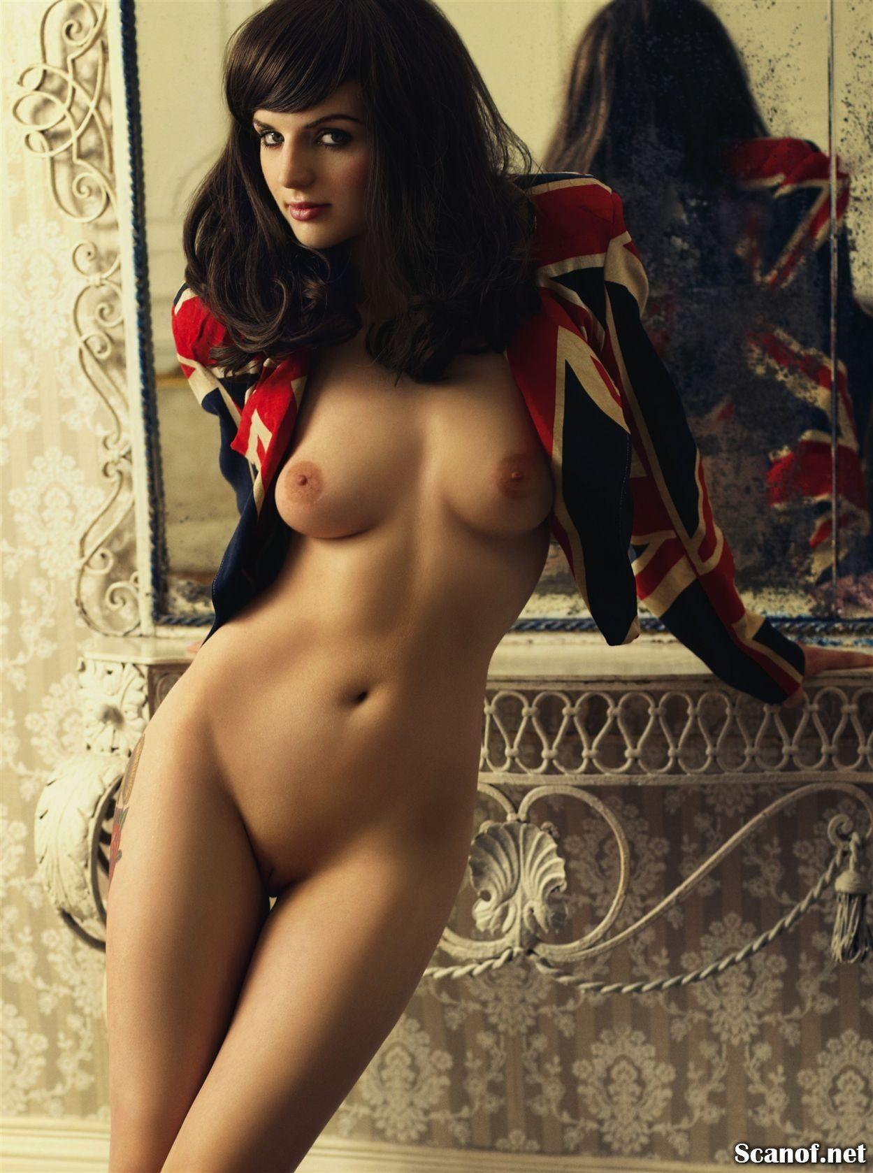 Vintage nude women ass