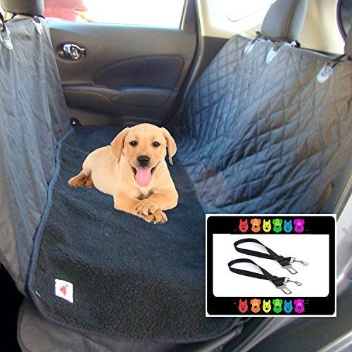 The Ultimate Waterproof Nonslip Pet Seat Cover Hammock and
