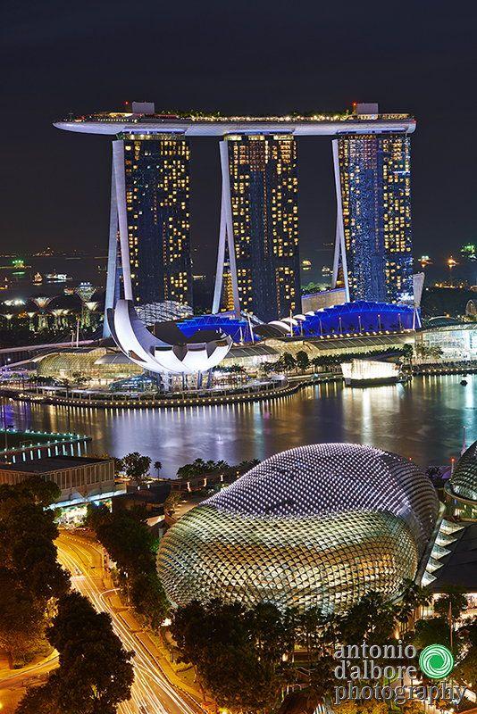 Marina Bay Sands Singapore Singapore Travel Marina Bay Sands Sands Singapore