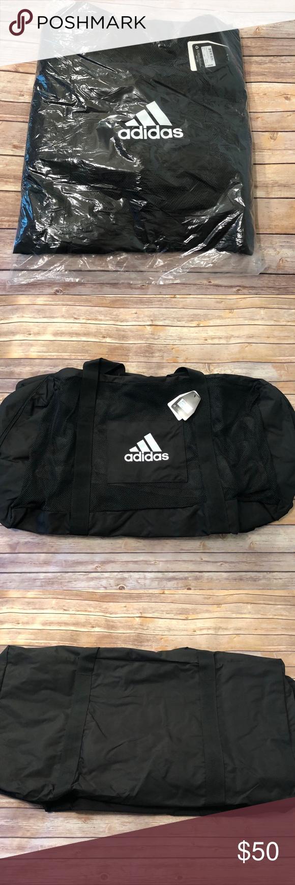 b35bafb5ab3e Adidas Team Carry XL Black Duffel Bag This is a brand new adidas bag! This