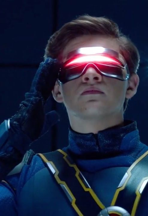 Scott Summers Cyclops Tye Sheridan In X Men Apocalypse 2016 Cyclops X Men Cyclops Marvel Marvel Superheroes
