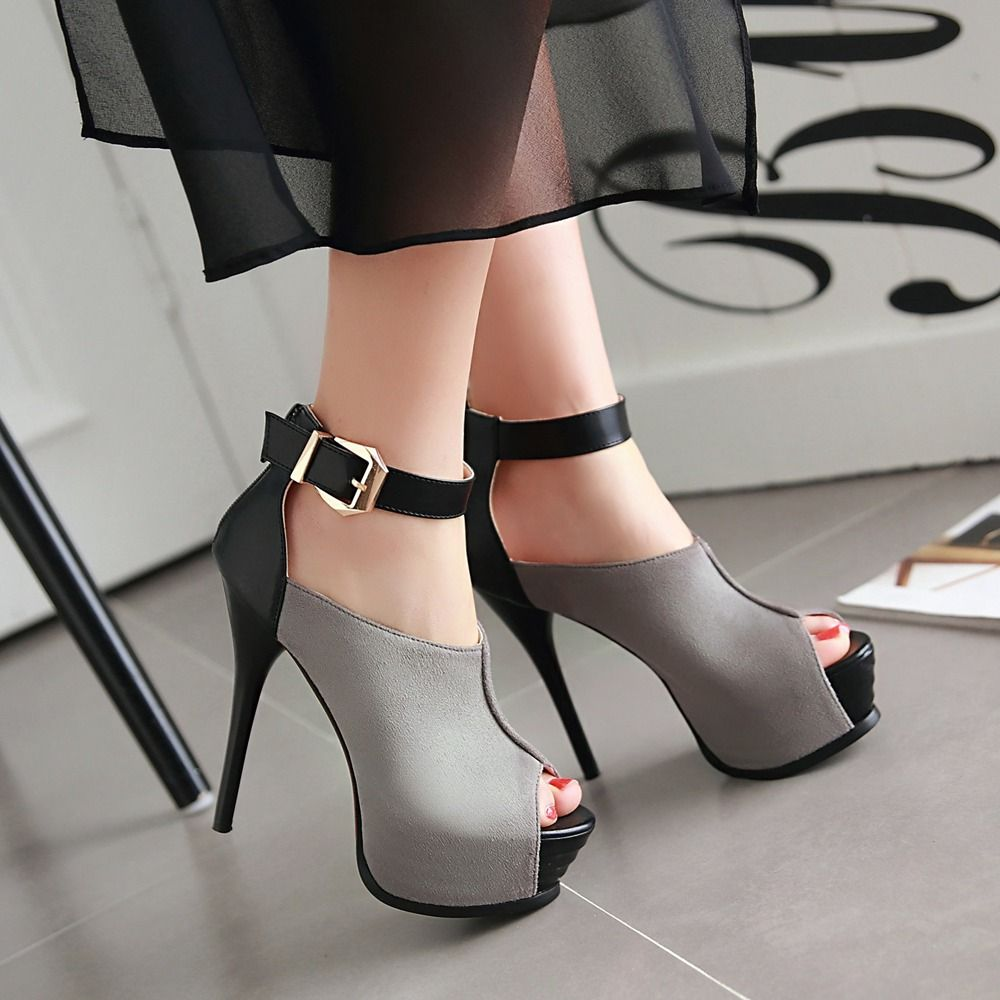 Shoes For Women Sexy Pumps Fashion Party Stiletto Heel Heels Comfort Heels