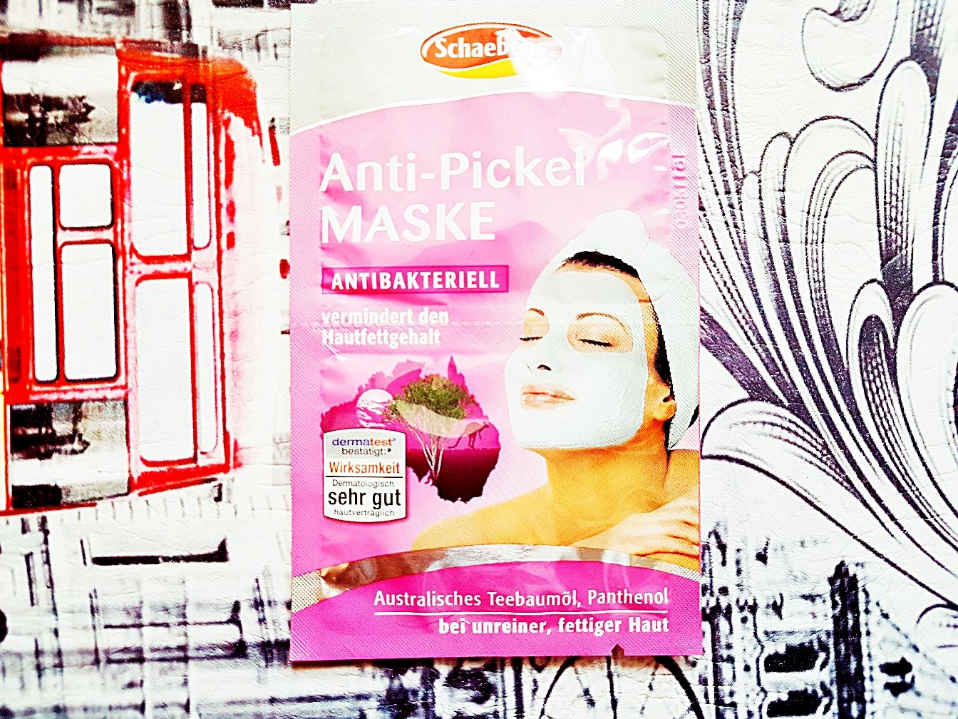 Schaebens Anti-Pickel Maske