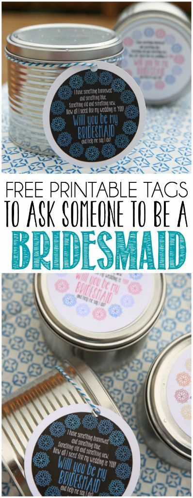 how to ask your friends to be bridesmaids