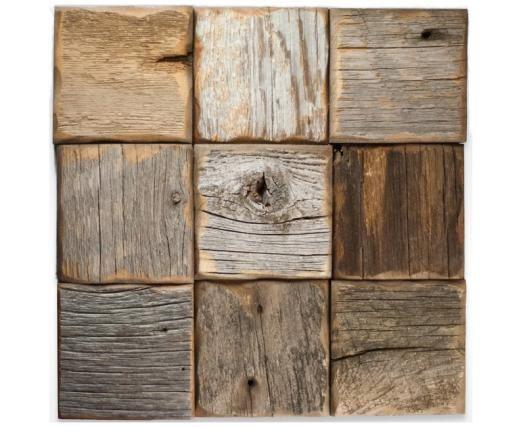 The Essentials Textured Subway Tiles Reclaimed Barn Wood Barn Wood Wood
