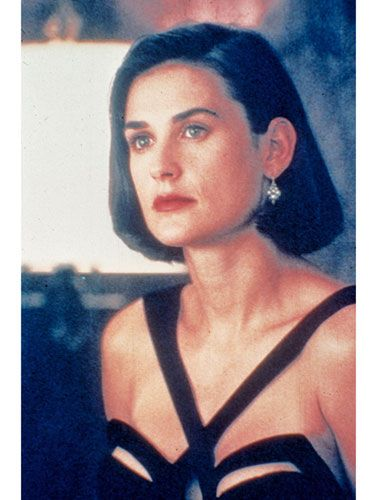 The 20 Greatest Movie Dresses Of All Time Indecent Proposal Diana