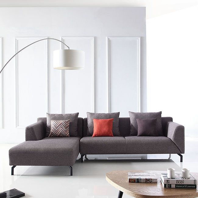 優庫舒適l型沙發 Furniture Home Accessories Sofa