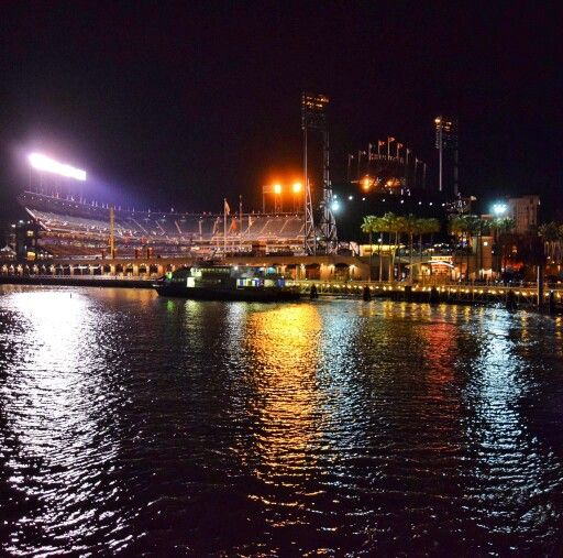 AT&T Park... Go Giants!!!