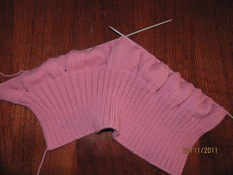 вязание на спицах Tricot вязание детские E шерсть