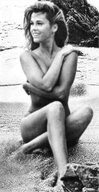 Jane fonda nude pictures