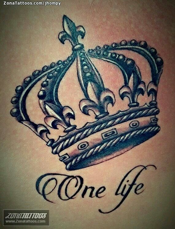 love this.crown! | dk | pinterest | tatouage, tatouage couronne and