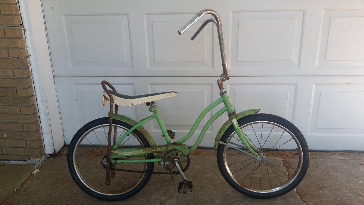 0d3494611fa All Pro (K Mart) Dragster | Huffy Banana seat bikes | Banana seat ...