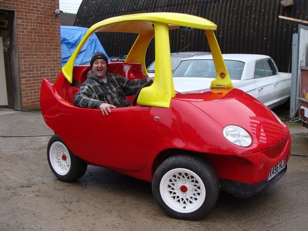 not just for kids anymore full size little tikes cozy coupe now for sale