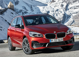 Bmw 2 Series Active Tourer 2019 Bmw Bmw 2 Bmw F45