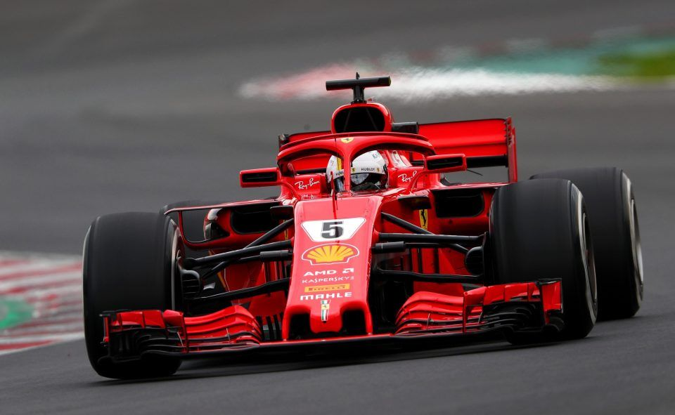 Which F1 races are live on Channel 4 and Sky Sports in