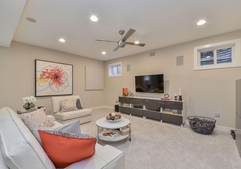 72 Really Cool Modern Basement Ideas Modern Basement Basement Living Rooms Small Finished Basements