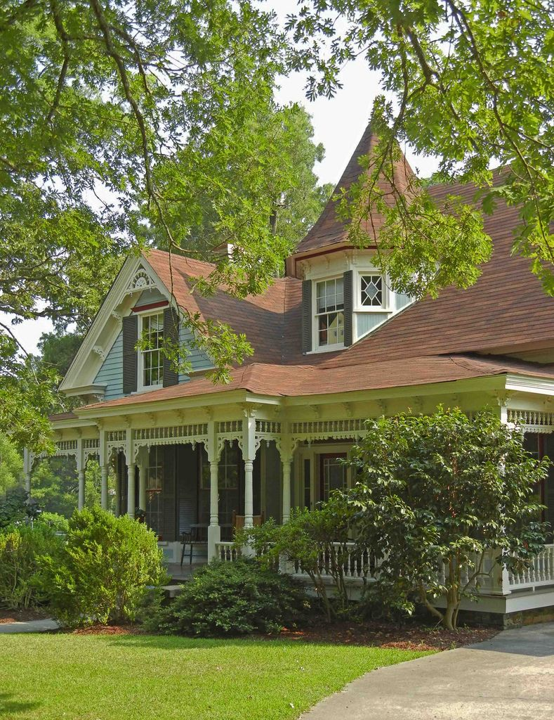 Great Victorian Cottage Robersonville Martin County Nc Maison  # Abris De Jardin Nc