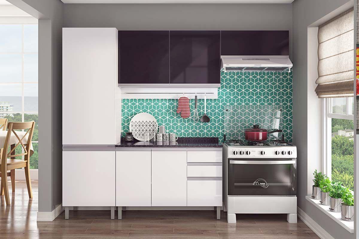 Cozinha Completa Itatiaia Clarice De A O Cz65 Com Mega Descontos