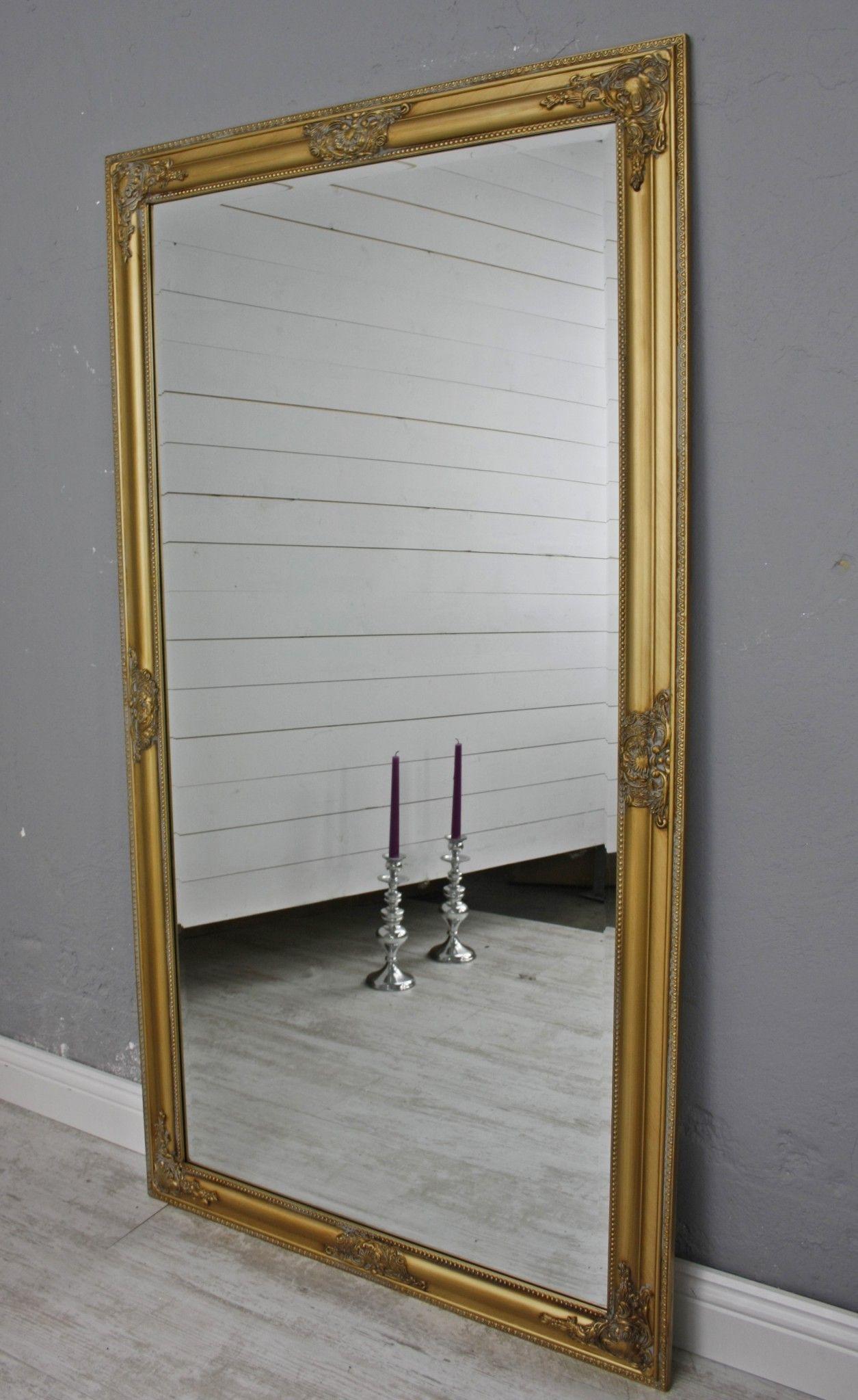 Spiegel Wohnzimmer Antik Standspiegel 160cm Antik Landhaus Spiegel