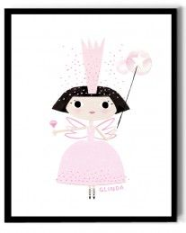 cute prints for the girls room