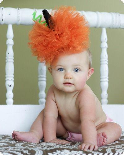 cdeb95279 pumpkin headband   Festive Fall   Pumpkin halloween costume, Diy ...