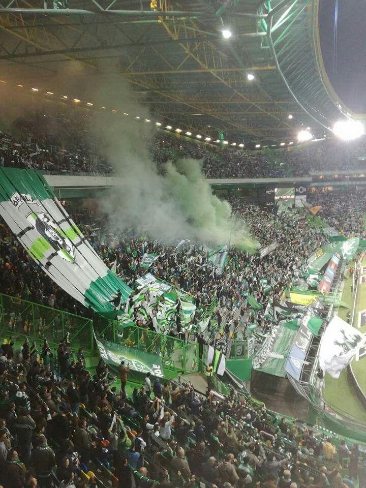 Best fans imagens) Sporting clube de portugal