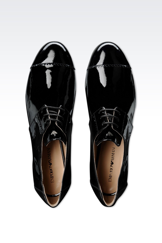 Emporio Armani Women Lace Up Shoes