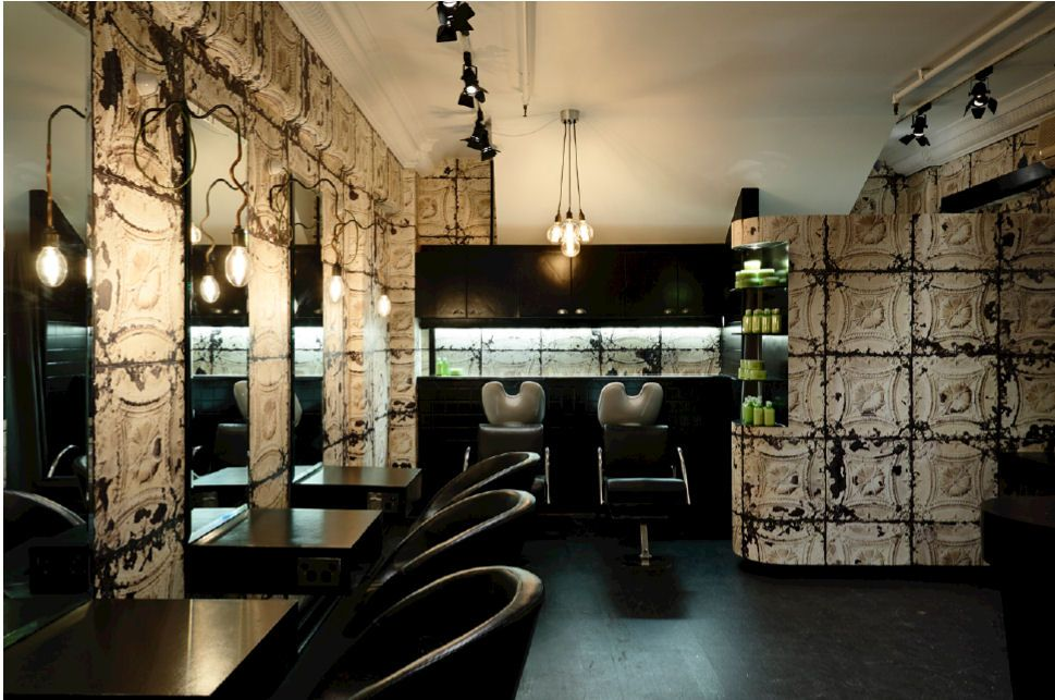 unico hair salon degraves street interior melbourne - Hair Salon Design Ideas
