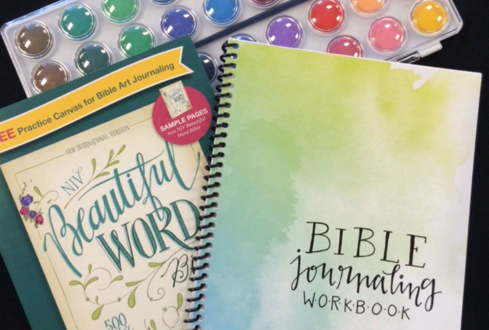 Beginner Tips and Free Bible Journaling Workbook | My Faith