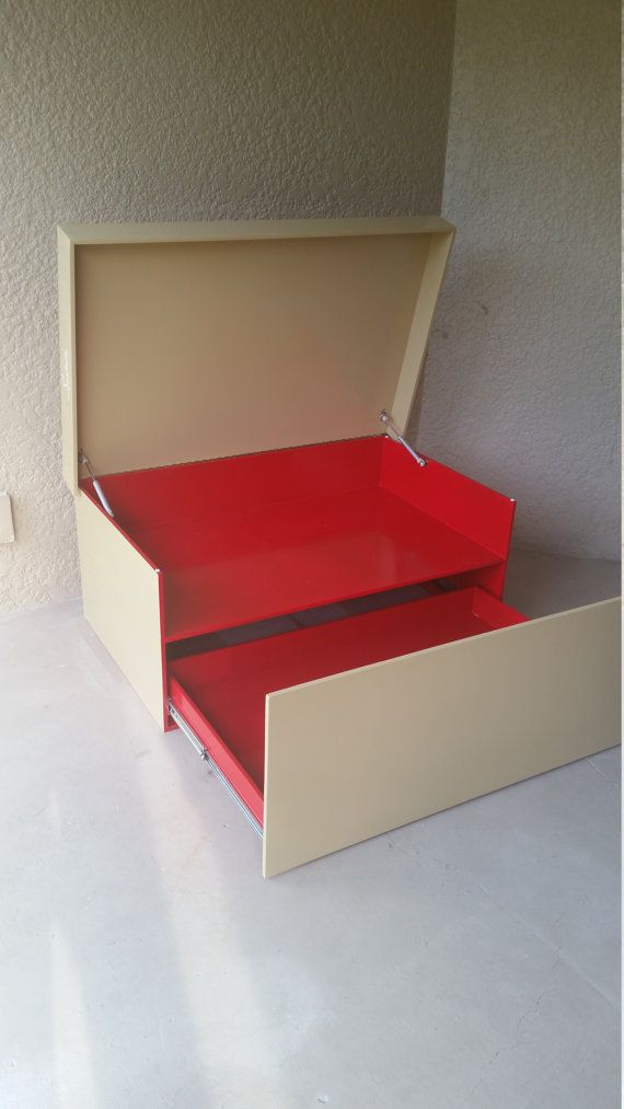 Custom Giant Christian Louboutin Shoe Box by Soleboxes on Etsy