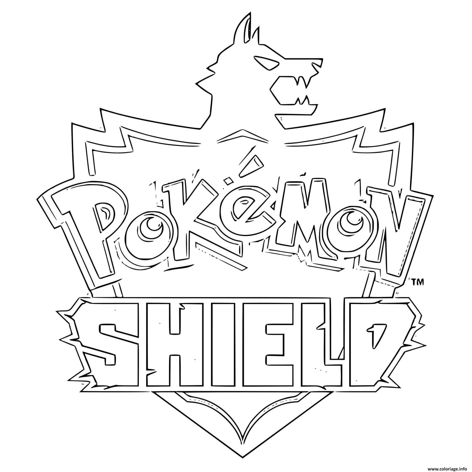 Coloriage Carte Pokemon