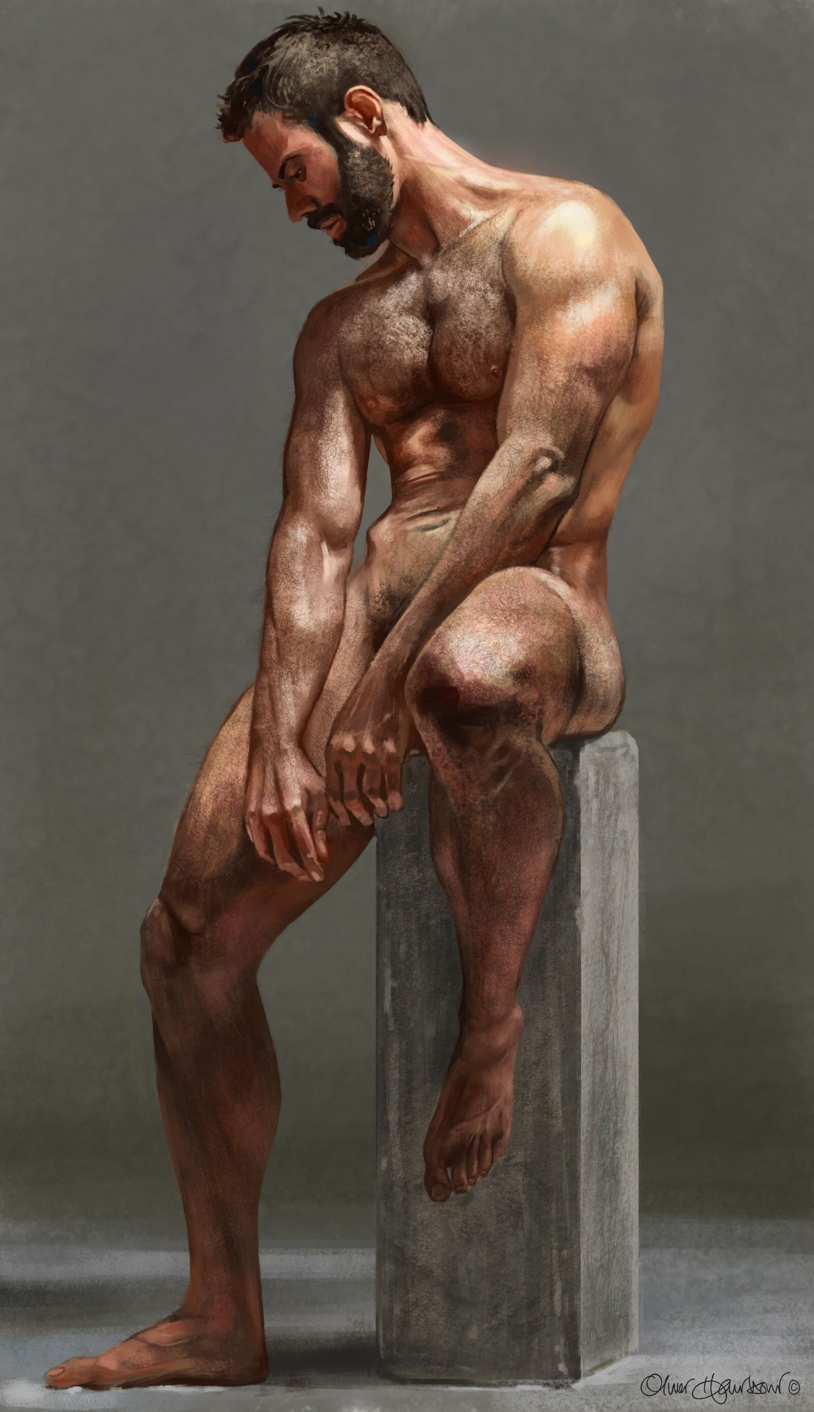 So Getting To Grips With This Anatomy Lark What Do You Think Of